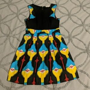 Urban Outfitters Patterned Dress